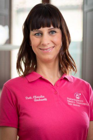 Dott.ssa Claudia Andreotti